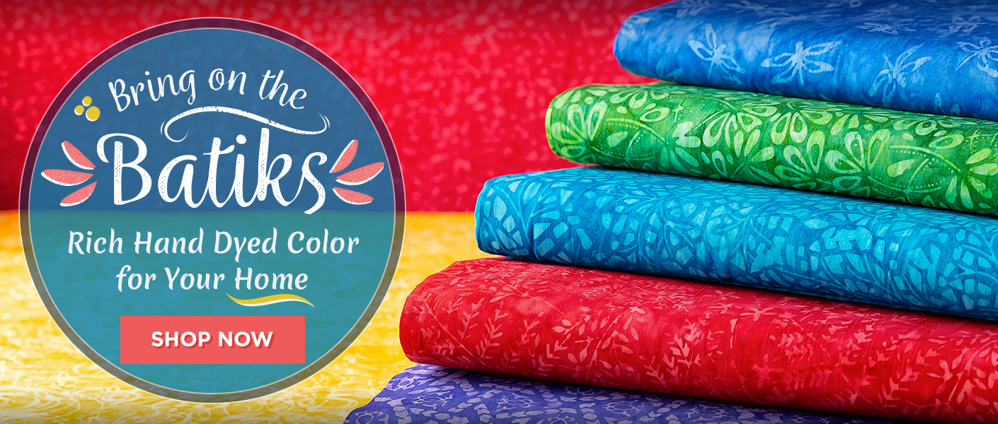 Great prices & selection | Stunning quilting precuts & quilt fabric