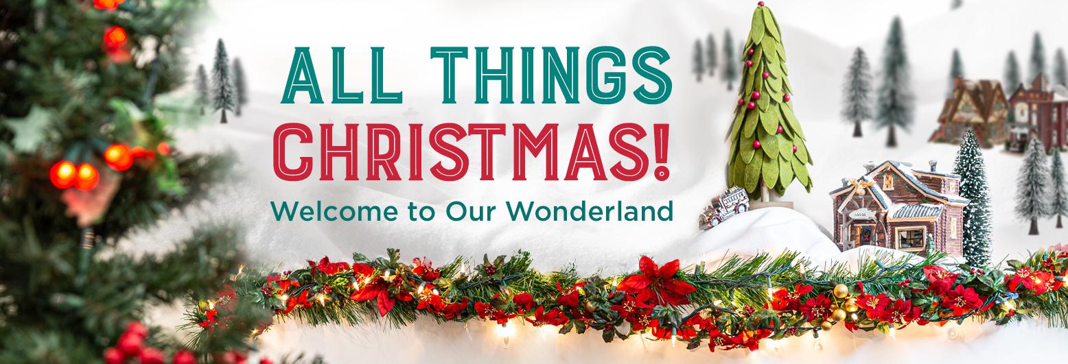 Welcome Christmas.All Christmas 2019