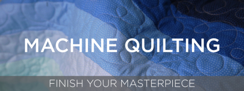 Machine Quilting Services High Quality Mail In Machine