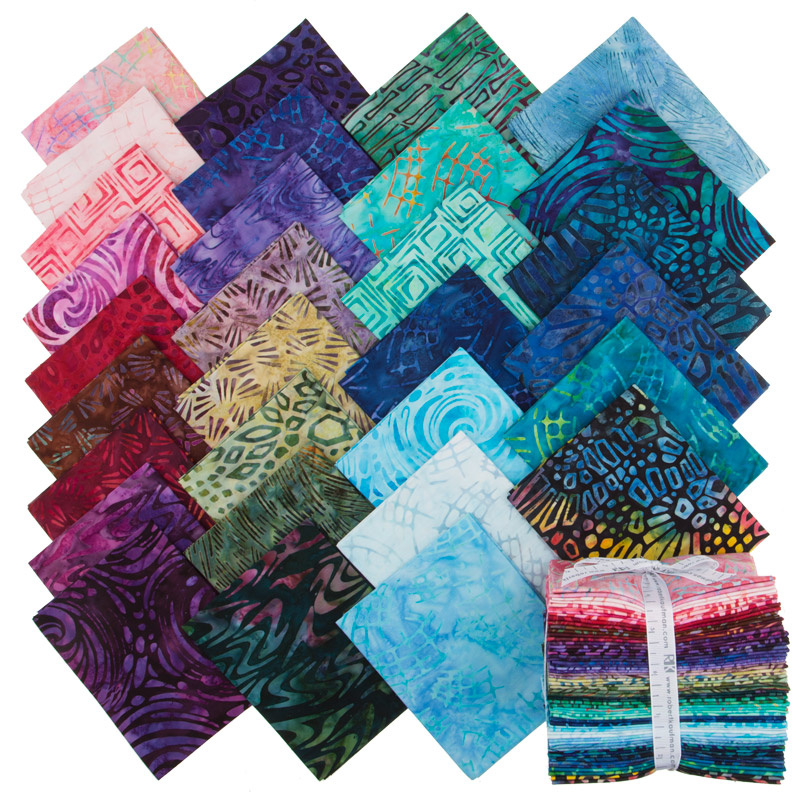 Artisan Batiks - Artful Earth Fat Quarter Bundle