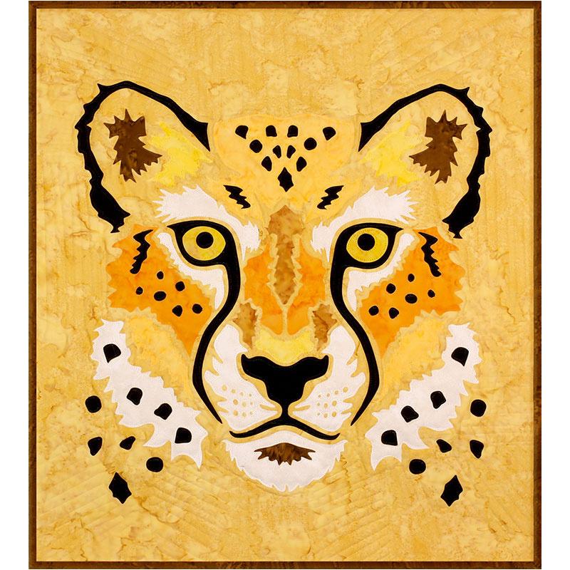 Cheetah Sewfari Laser Cut Kit