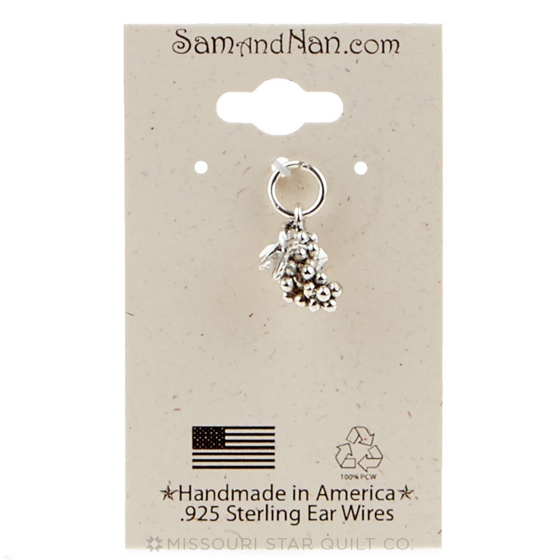 Bunch of Grapes Charm