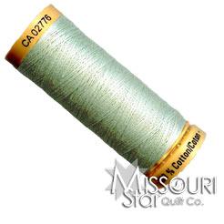 Gutermann 50 WT Cotton Thread Pale Green