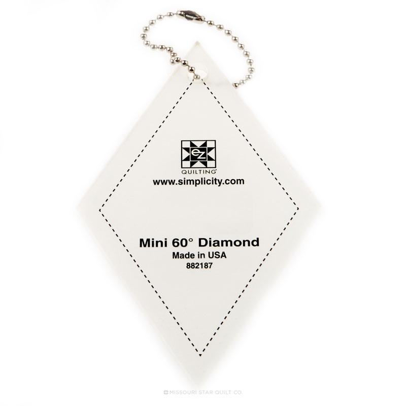 Mini 60 Degree Diamond Tool