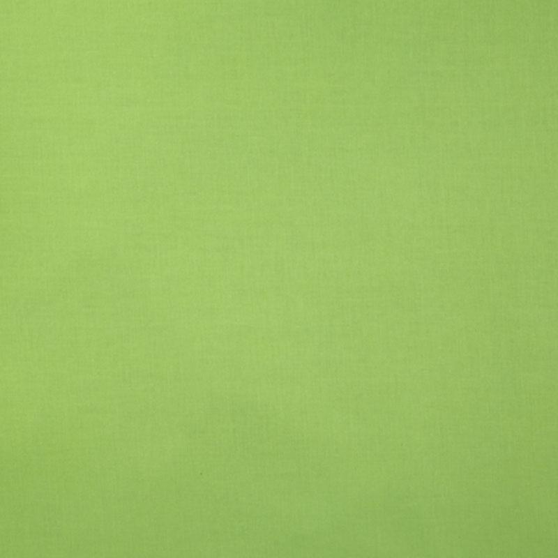 Confetti Cottons - Vintage Crayola Solid Color Granny Smith Apple Yardage