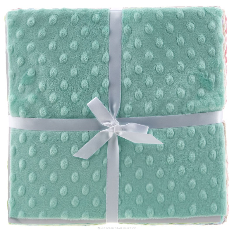 Cuddle® Embossed Dimple - Pretty Pastels Cuddle® Cake