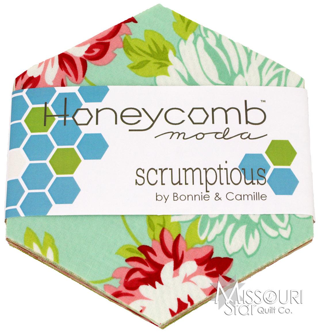 Scrumptious Honeycomb