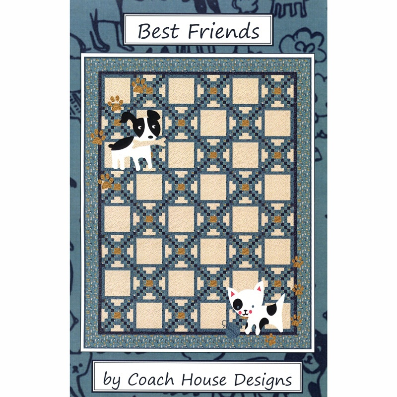 Best Friends Pattern - Barb Cherniwchan - Coach House Designs on muji house designs, chicken house designs, house house designs, coach nail designs, farm cottage designs, beautiful coach designs, american freedom designs, open air house designs, ralph lauren house designs, train depot designs, defensive house designs, disney house designs, lakeview house designs, woodstone designs, ford designs, coach promotions, school bus house designs, luxury row house designs, motor home house designs, boxcar house designs,