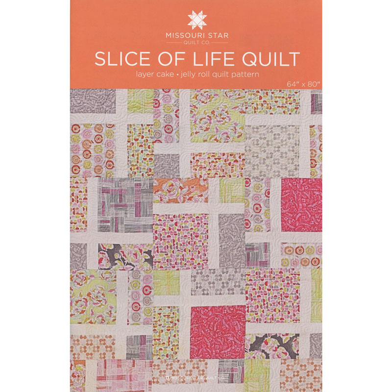 Slice of Life Quilt Pattern - MSQC — Missouri Star Quilt Co. : missouri star quilt tutorials - Adamdwight.com