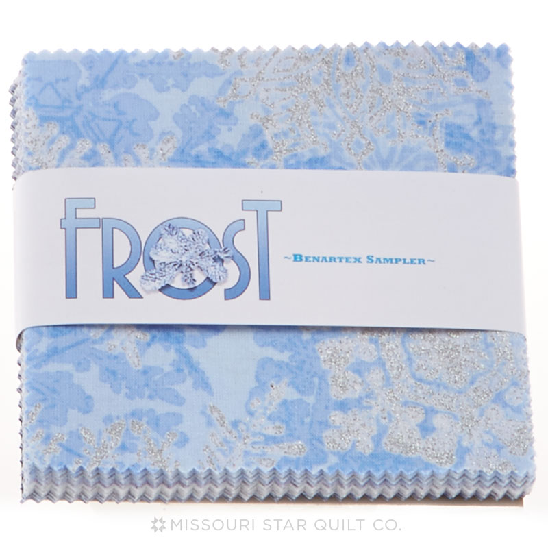 Frost Glitter Charm Pack