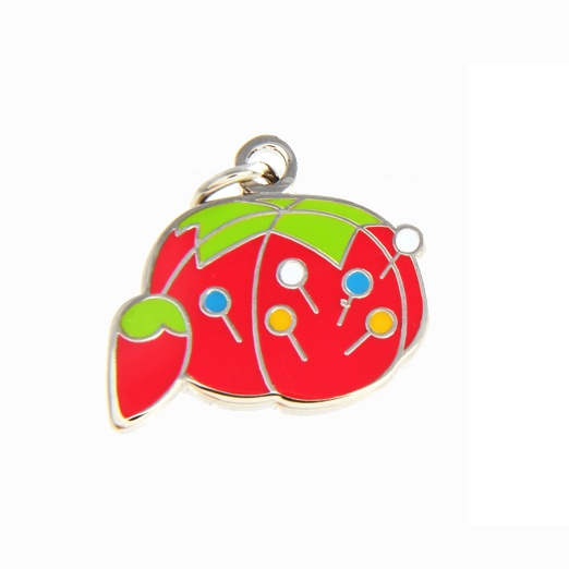Pin Cushion Charm by Pin Peddlers