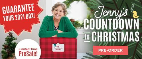 Jenny's Countdown to Christmas Box