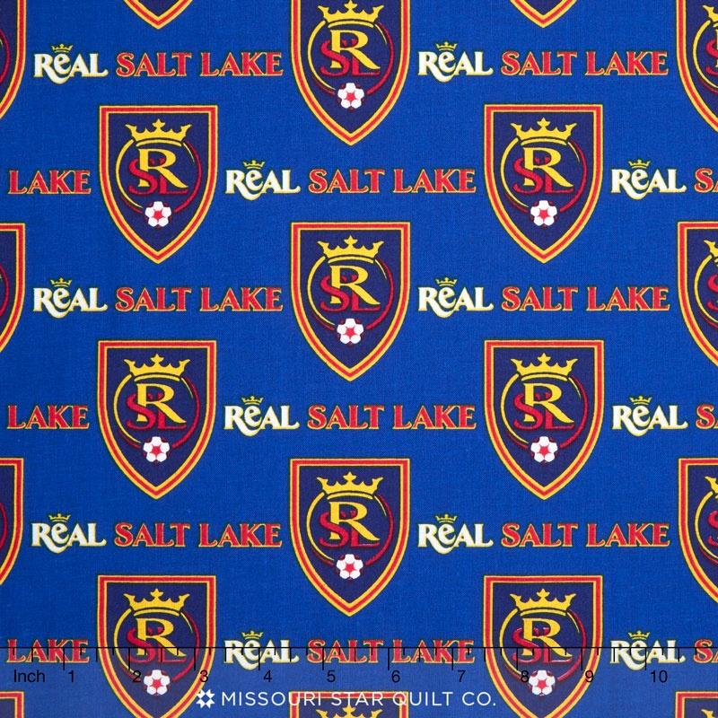 MLS Major League Soccer - Real Salt Lake Yardage