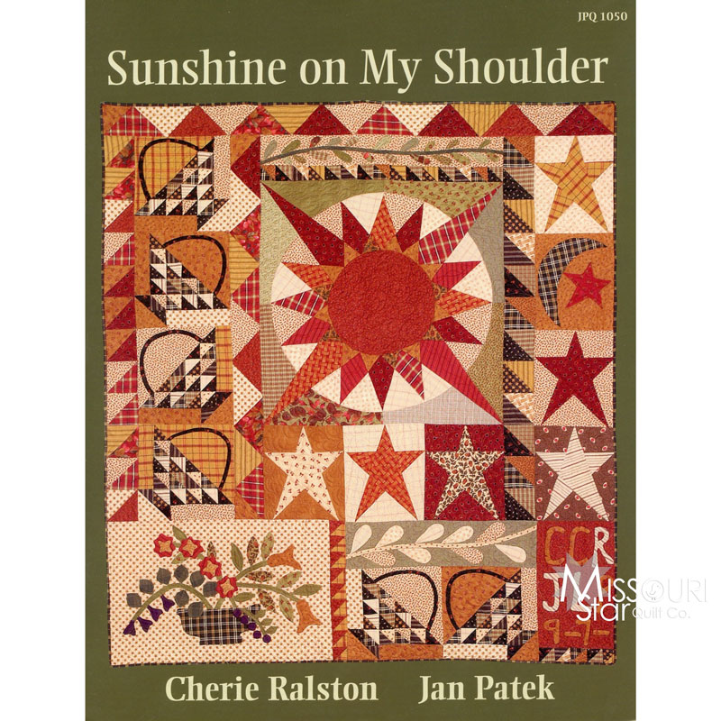 Sunshine On My Shoulder Pattern Booklet
