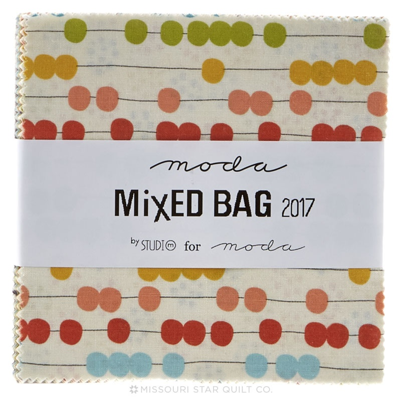 Mixed Bag 2017 Charm Pack