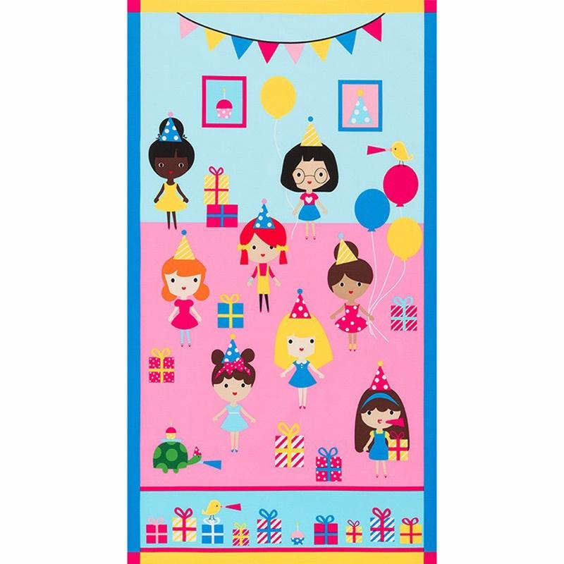 Girl Friends - Girl Friends Party Celebration Panel