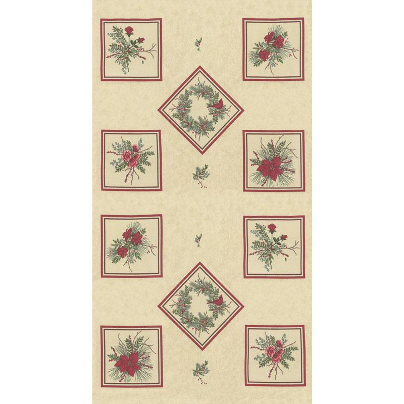 Winter Manor - Winter Buff Panel