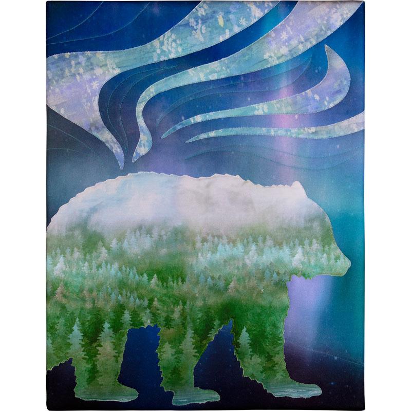 Emerald Valley - Bear Pattern