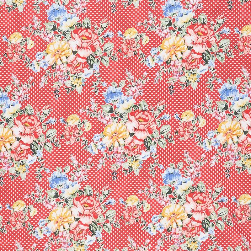 Cherry Lemonade - Small Bouquet Red Yardage