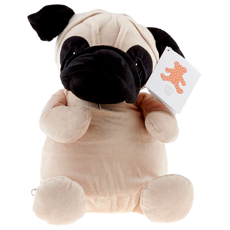 Embroider Buddy Parker Pug