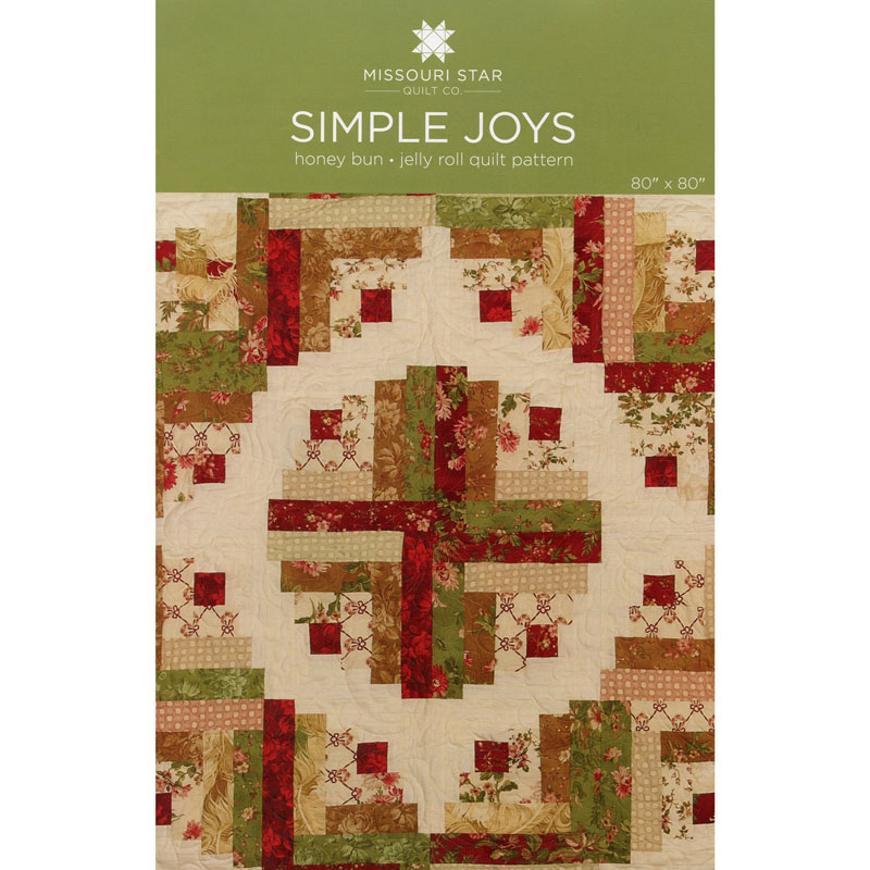 Simple Joys Quilt Pattern - MSQC - MSQC — Missouri Star Quilt Co. : simple star quilt pattern - Adamdwight.com