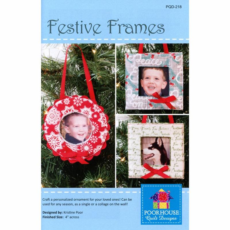 Festive Frames Pattern
