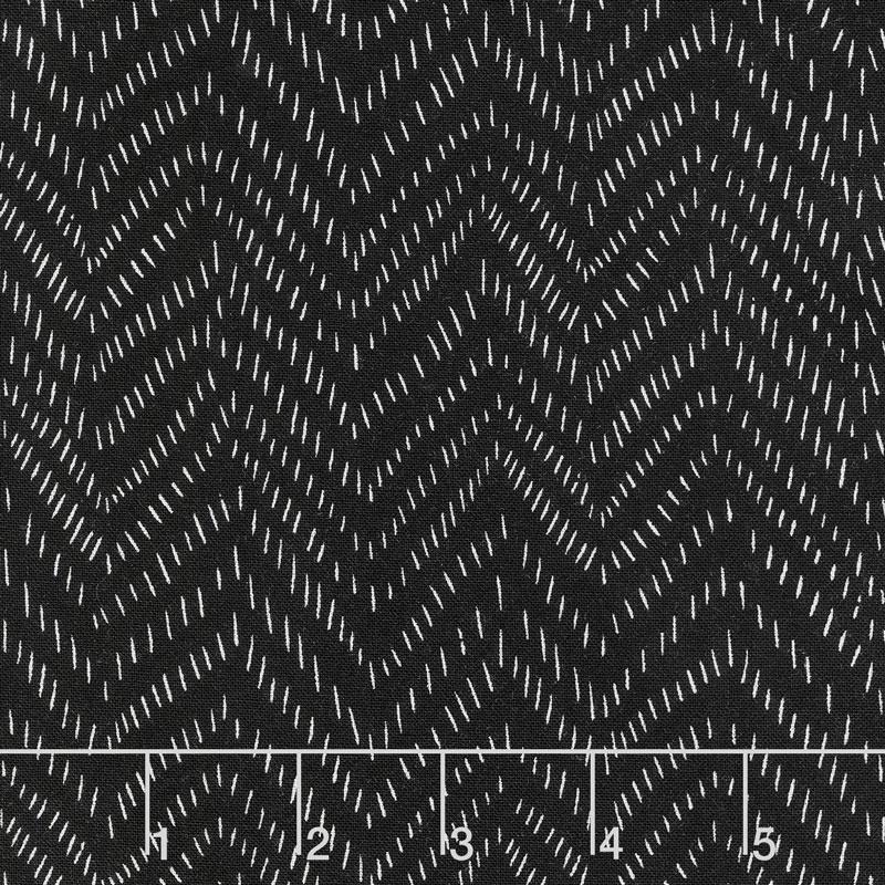 Bramble - Points Black Yardage