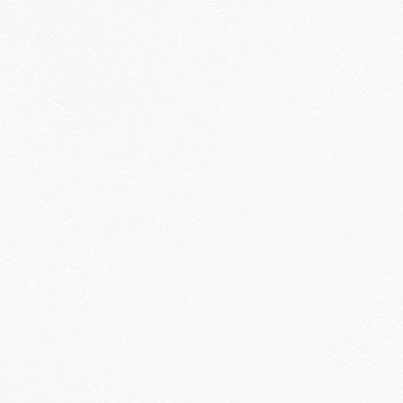 Solitaire Whites - Ultra White Script Yardage