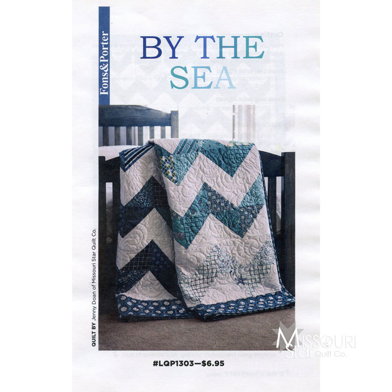 By The Sea Pattern - Fons & Porter — Missouri Star Quilt Co. : missouri quilt company daily deal - Adamdwight.com