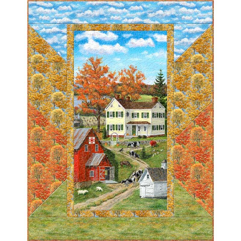 Autumn Grove Kit