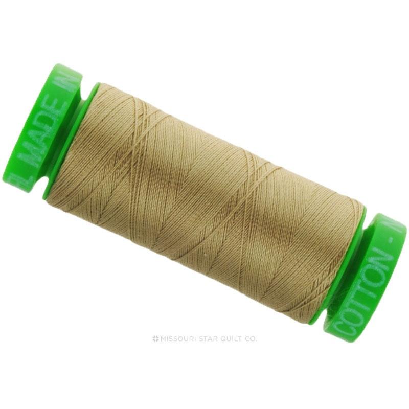 Aurifil 40 WT Cotton Mako Spool Thread Linen