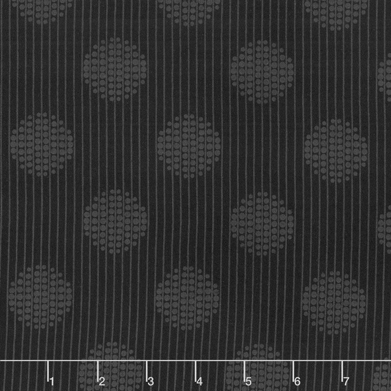 Simply Neutral - Large Dot Black 108