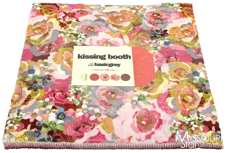 Kissing Booth Layer Cake - BasicGrey - Moda Fabrics — Missouri ... : missouri star quilt company forum - Adamdwight.com