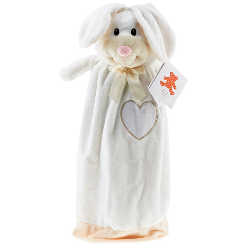 Bunny Embroider Buddy Blankey