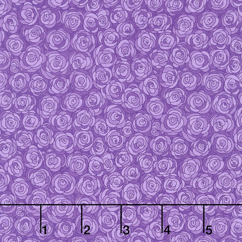Hopscotch - Rose Petals Gypsy Yardage