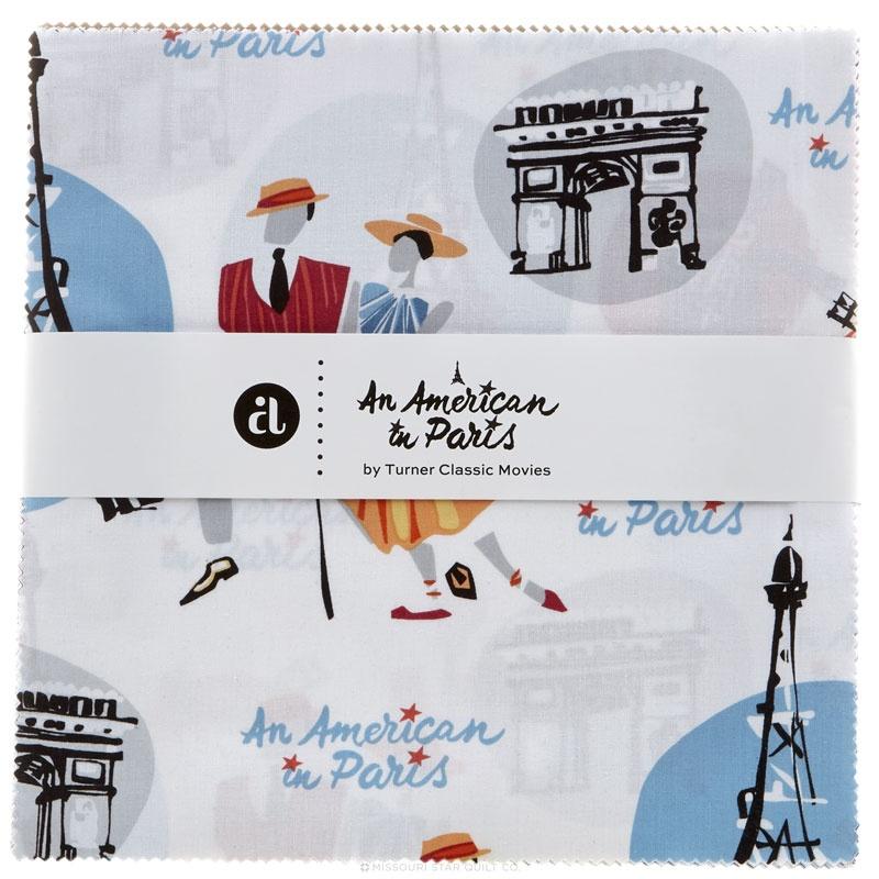 An American in Paris - A Turner Classic Movie Sundaes
