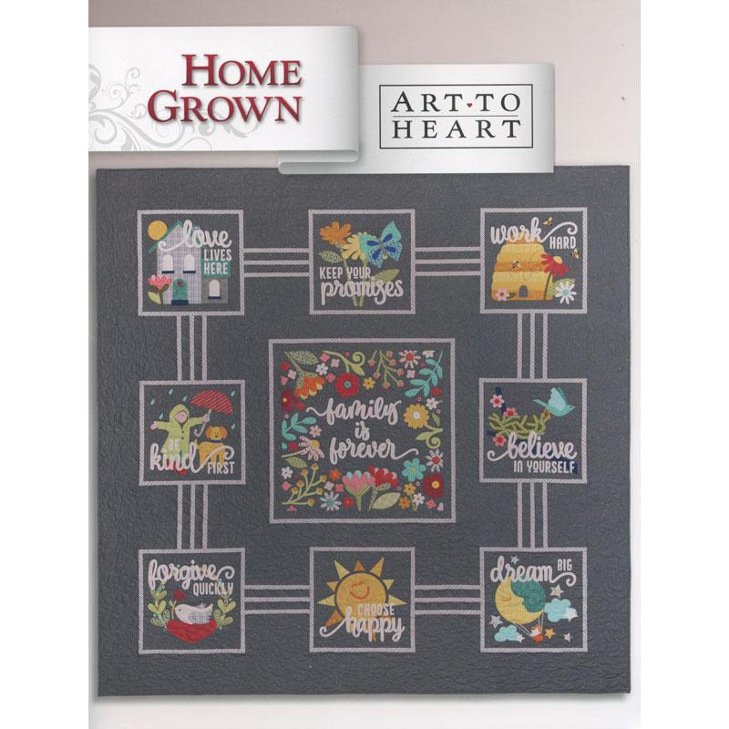 Home Grown Book