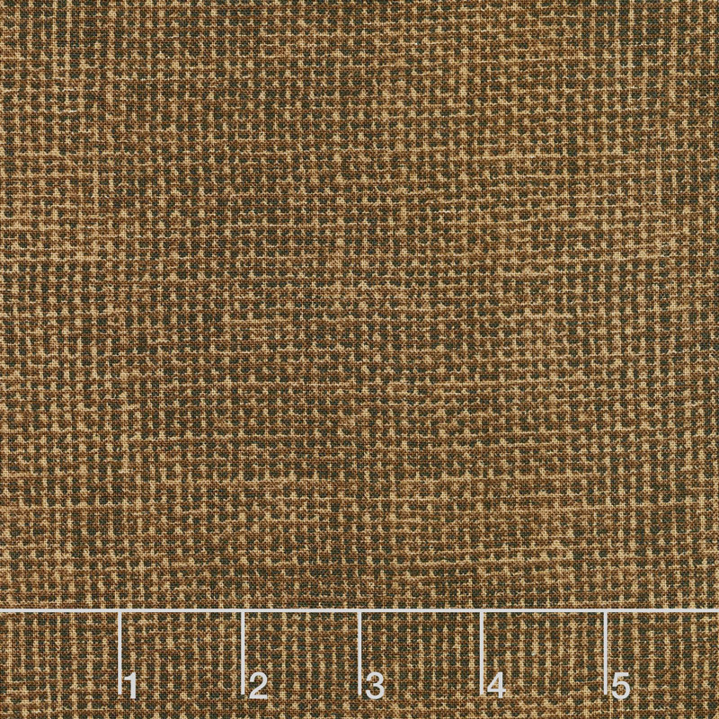 Brew - Burlap Coffee Bean Brown Yardage