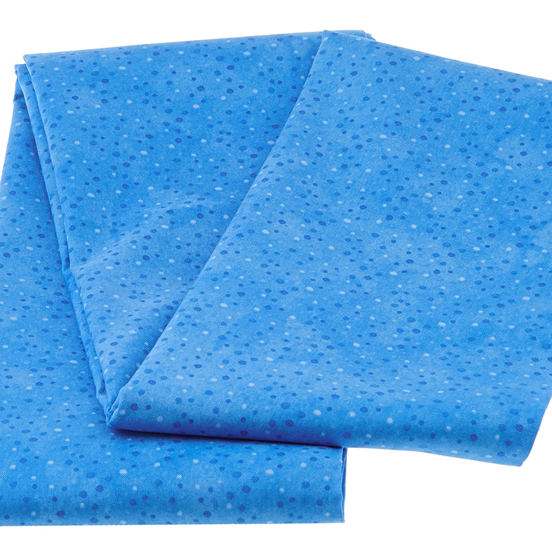 Wilmington Essentials - Petite Dots Bright Blue 2 Yard Cut