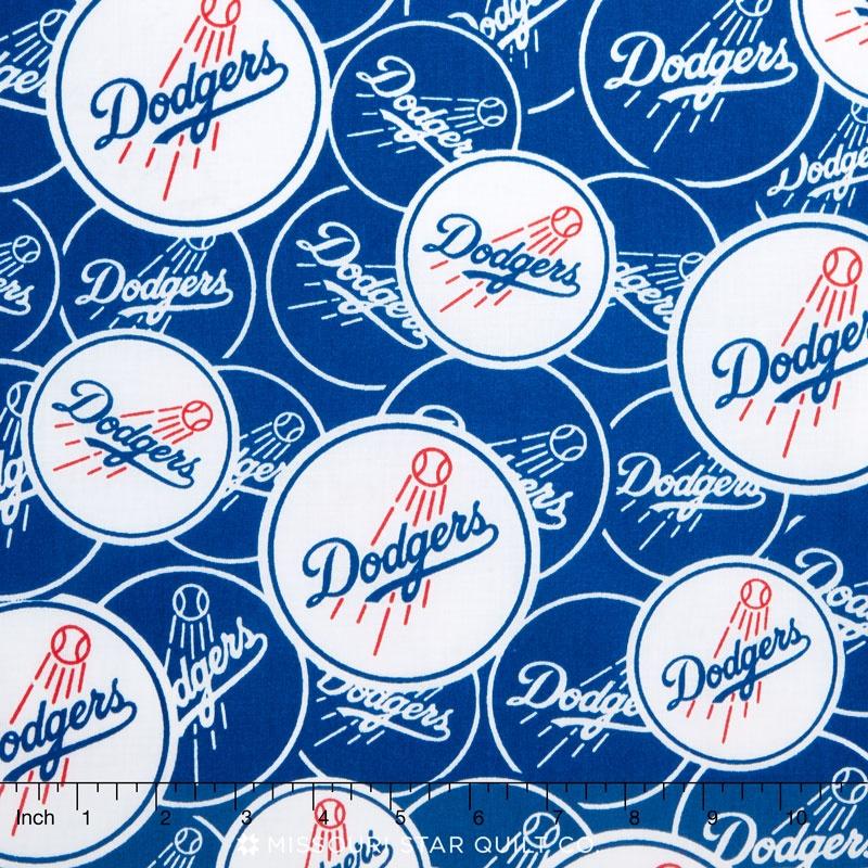 MLB - Los Angeles Dodgers Blue Yardage