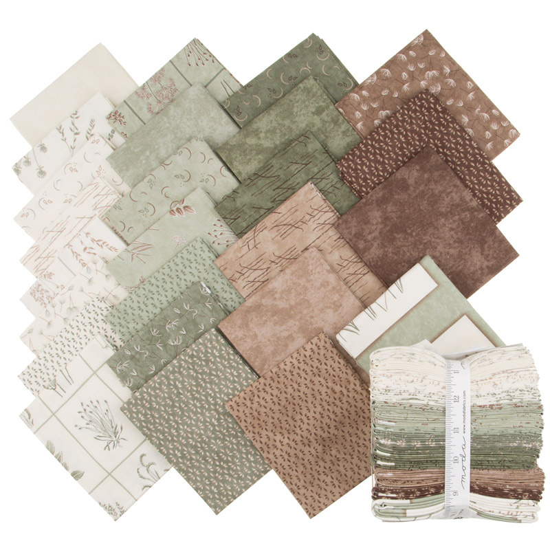 Prairie Grass Fat Quarter Bundle