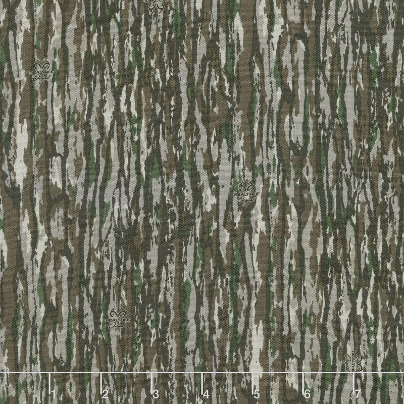 Realtree - Daybreak Edge Camo Stripe Multi Yardage