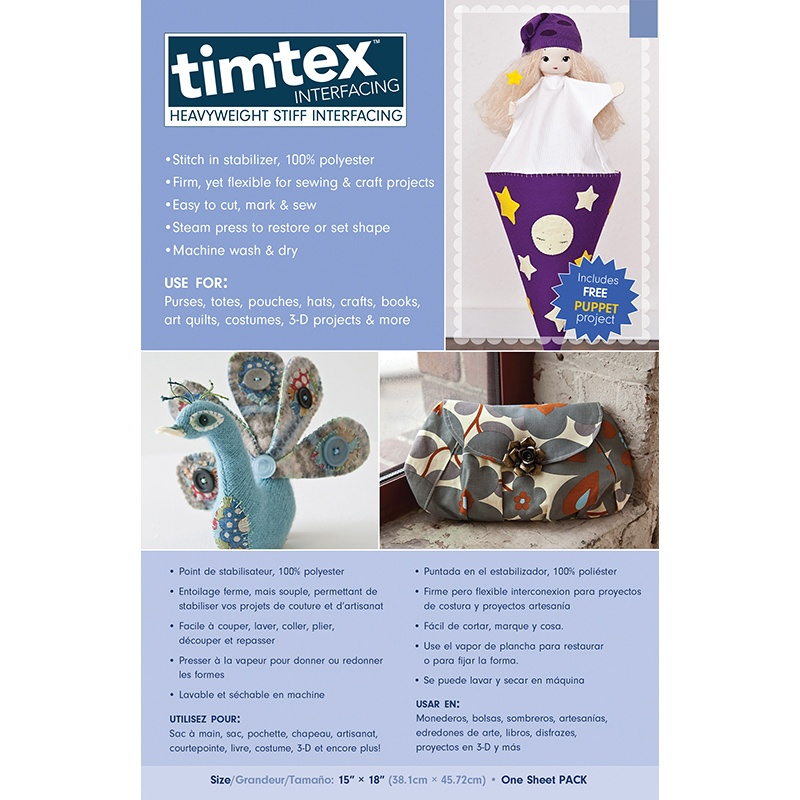 Timtex Pack 15