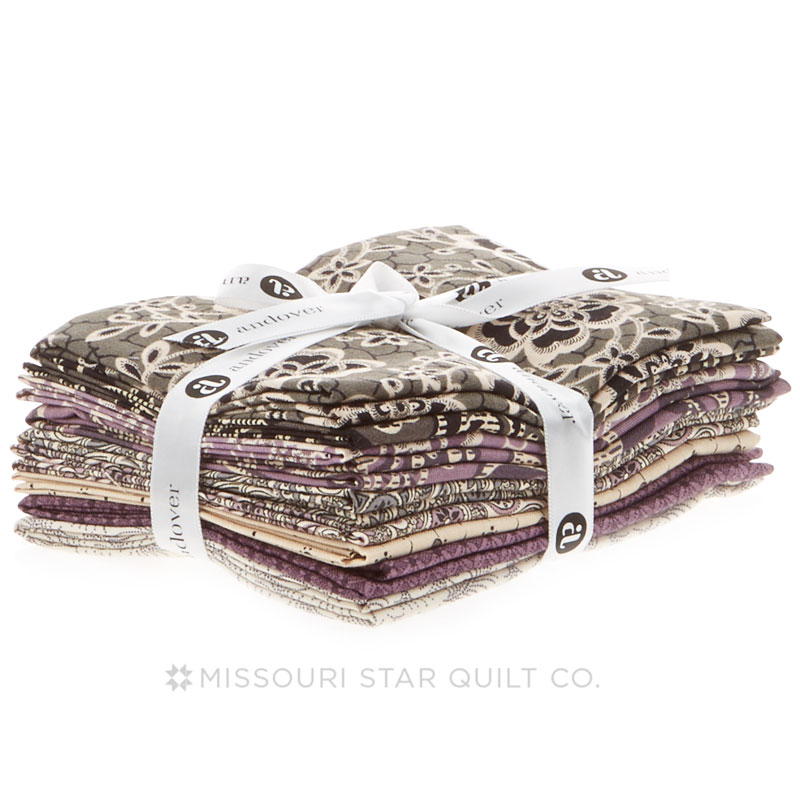Downton Abbey Dowager Countess Fat Quarter Bundle Kathy Hall