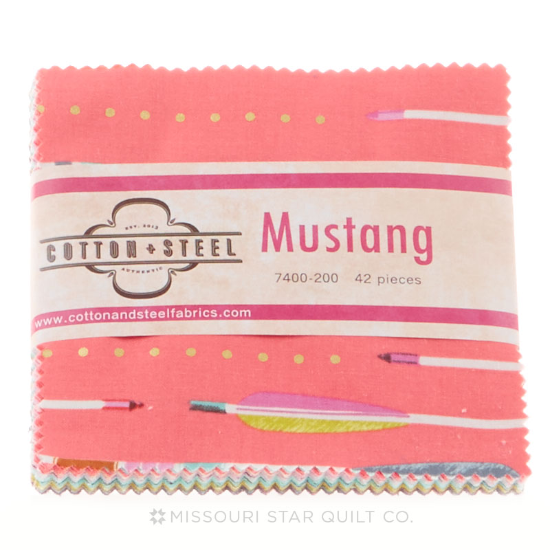 Mustang Charm Pack