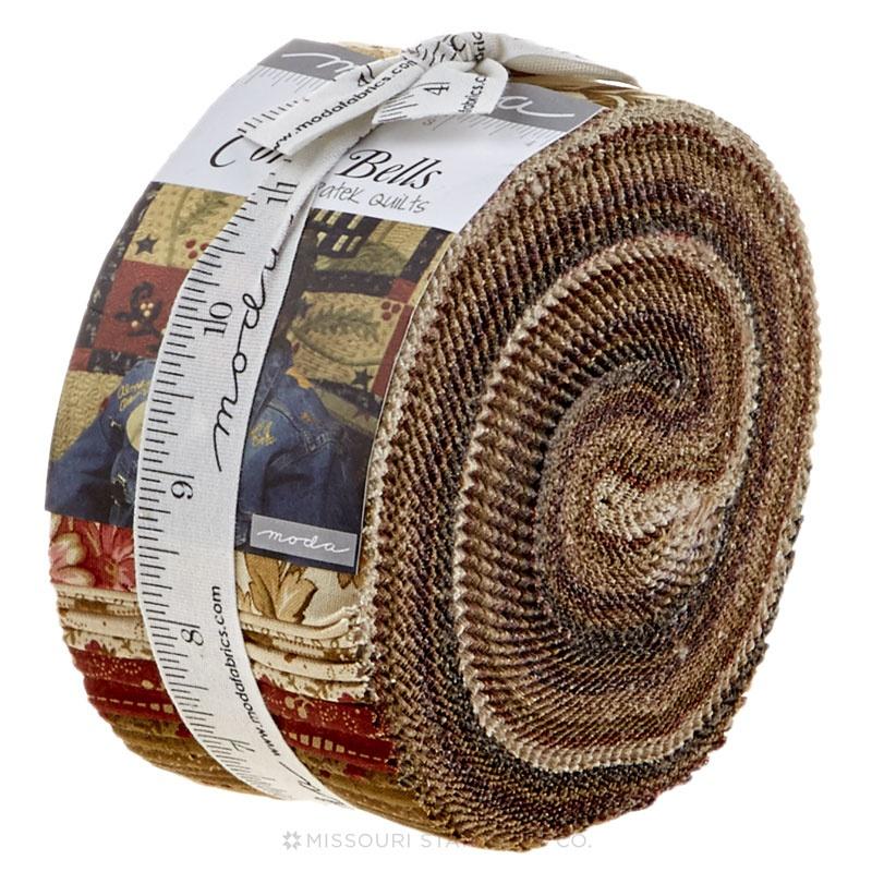 Coral Bells Jelly Roll Jan Patek Quilts Moda Fabrics