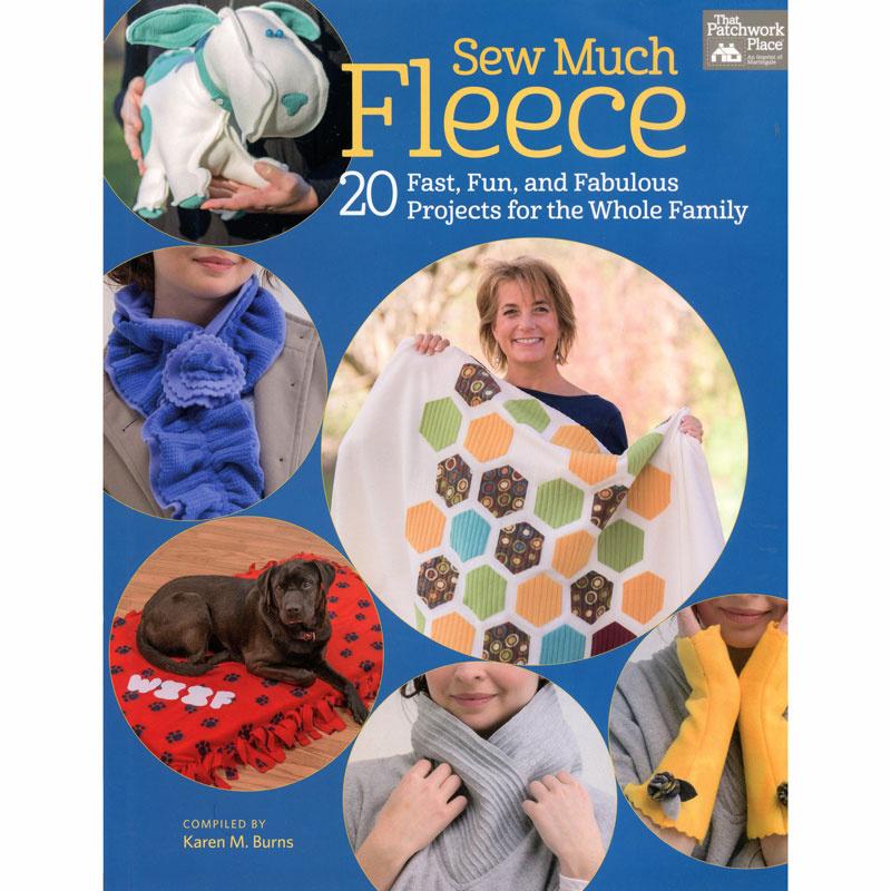 Sew Much Fleece Book
