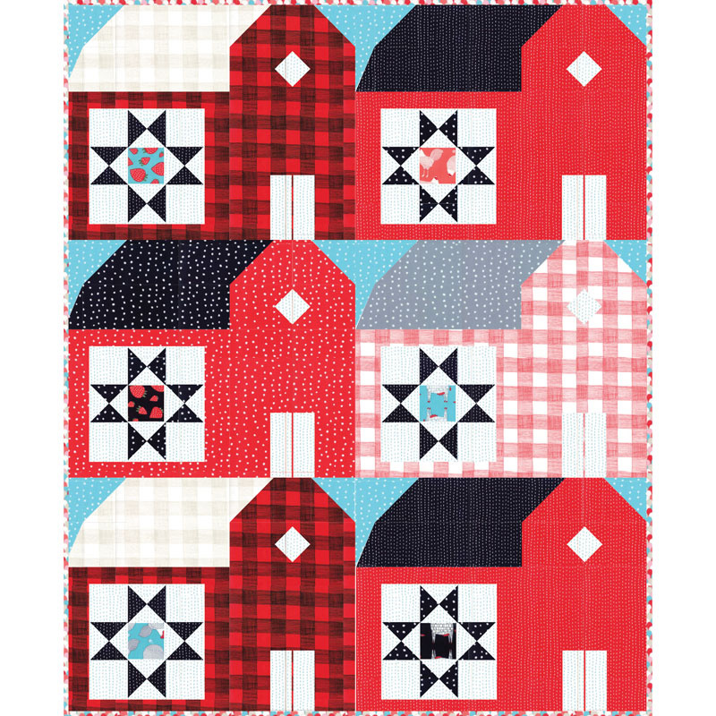 Red Barns Kit