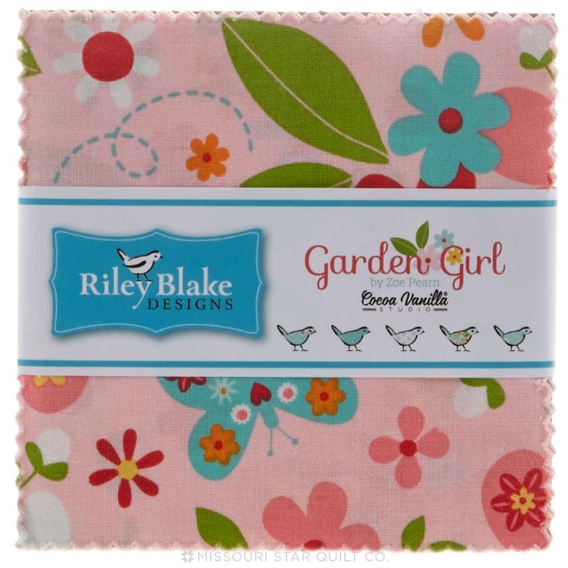 Garden Girl 5