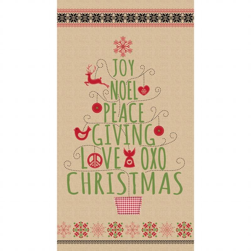Nordic Christmas - Christmas Multi Panel